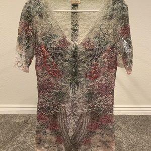 Daytrip All Lace Shirt